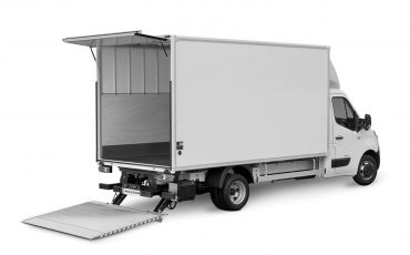 Renault Master Furgon Transporte Mercancías (Con Plataforma)