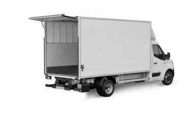 Renault Master Furgon Transporte Mercancías (Sin Plataforma)